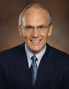 Former Idaho State Senator Larry Craig. Photo Source: Wikipedia