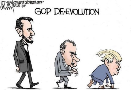 GOPDeEvolution